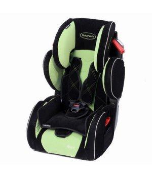 Автокресло Baby Safe Space Premium green
