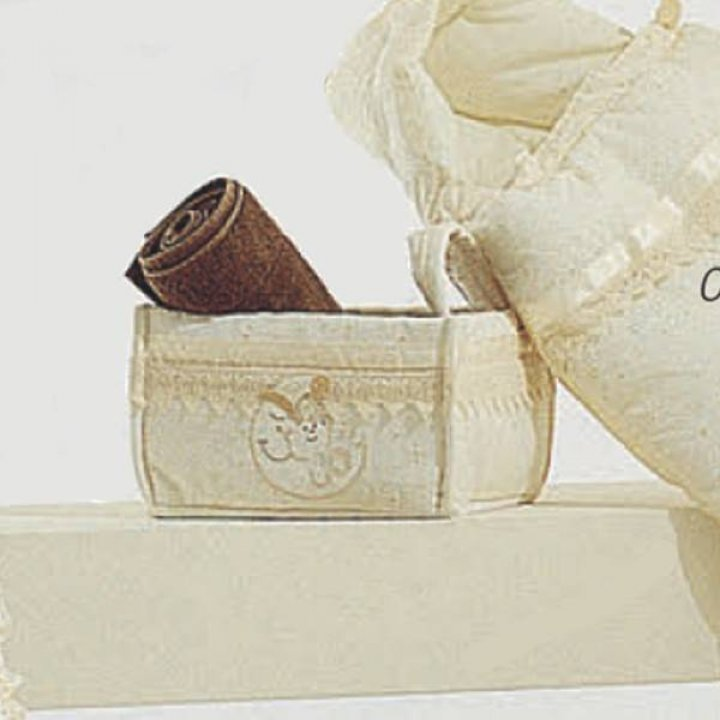 Корзинка для вещей Ruggeri SOGNI DORO кремовый