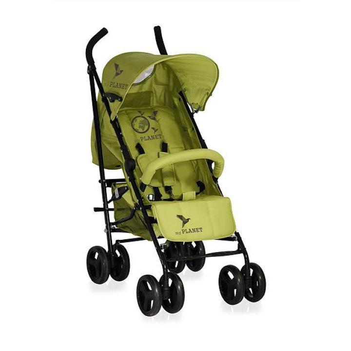 Прогулочная коляска Bertoni I-MOVE (с чехлом) green planet