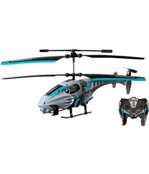 Вертолет на р/у Auldey Navigator круиз-контроль синий