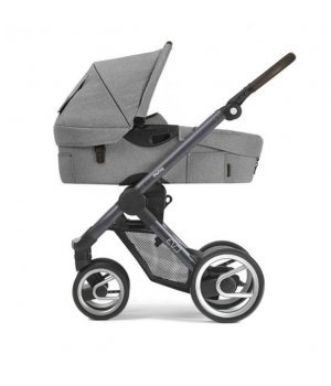 Классическая коляска Mutsy EVO Farmer Mist / Dark Grey Brown