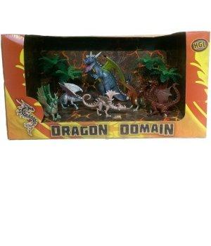 Игровой набор Волшебные драконы, HGL. Серия A