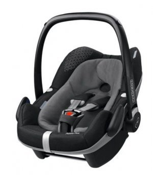 Автокресло Maxi Cosi Pebble Plus 2016 Origami Black