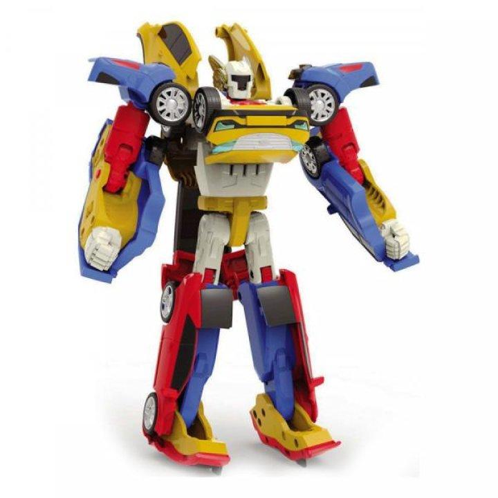 Тобот Робот-трансформер Мини Тритан