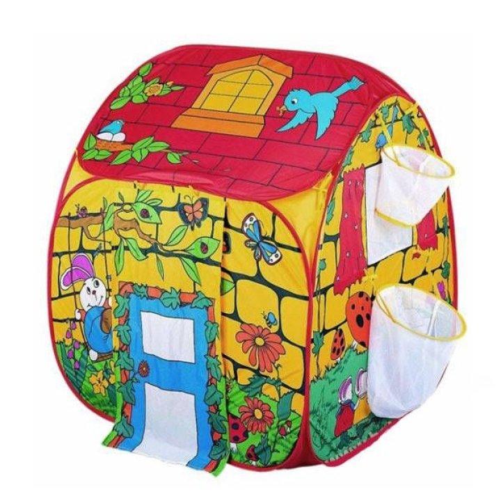 Детский домик-палатка Bruno Bear Волшебный домик 90*90*100см
