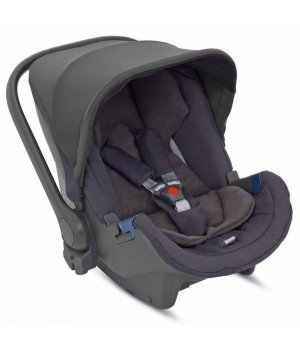 Автокресло Inglesina Huggy Multfix Quad Stone Grey