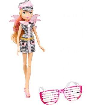 Кукла WinX  Волшебная фея Флора  (27) см.