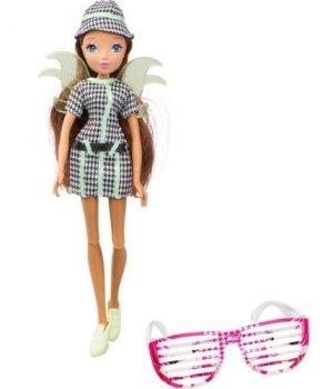 Кукла WinX  Волшебная фея Лейла  (27) см.