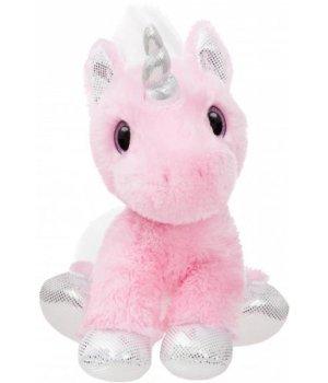 Aurora Мягкая игрушка Единорог Pink Сияющие глазки 30 см