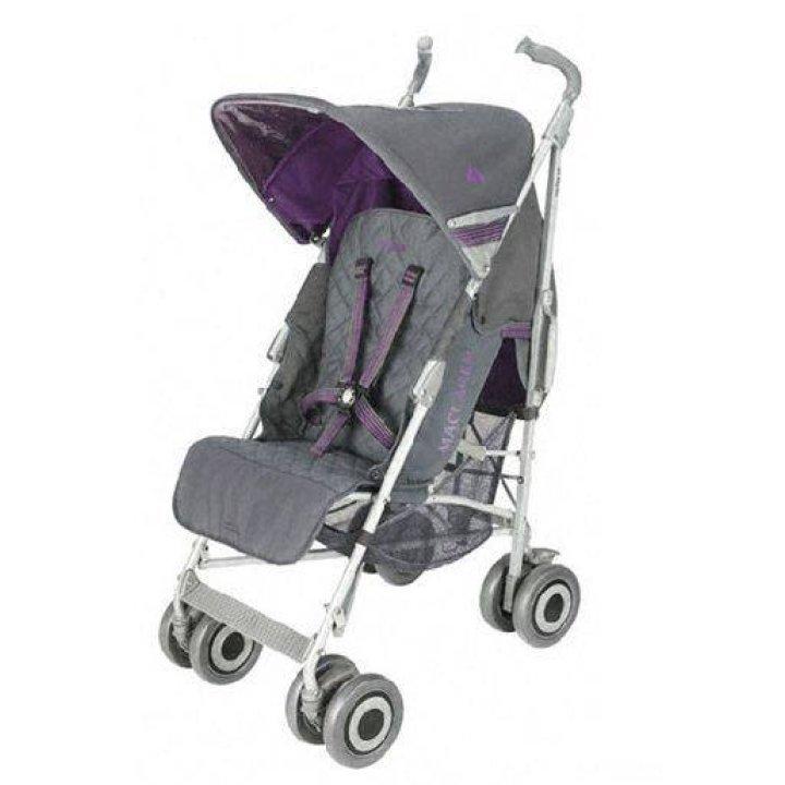 Прогулочная коляска Maclaren Techno XLR Charcoal/Majesty