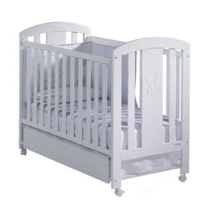 Детская кроватка Micuna NICOLE белый