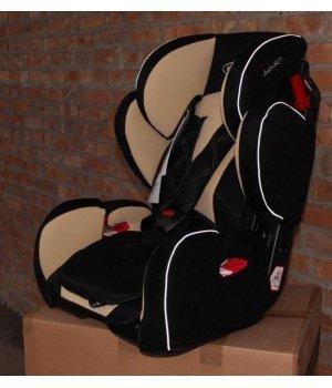 Автокресло Baby Safe Sport Premium бежевый/велюр