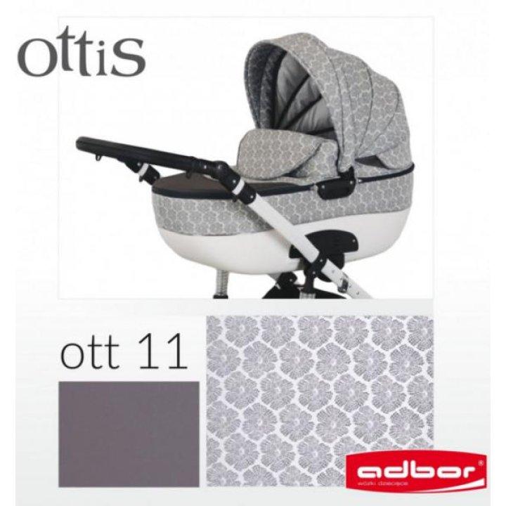 Коляска 3 в 1 ADBOR OTTIS OTT-11