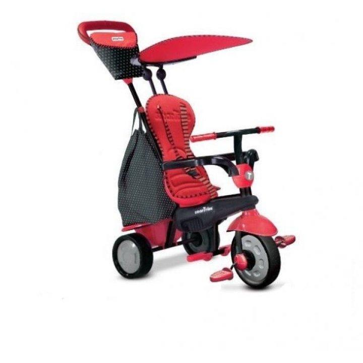 Детский велосипед Smart Trike Glow 4 в 1 Красный