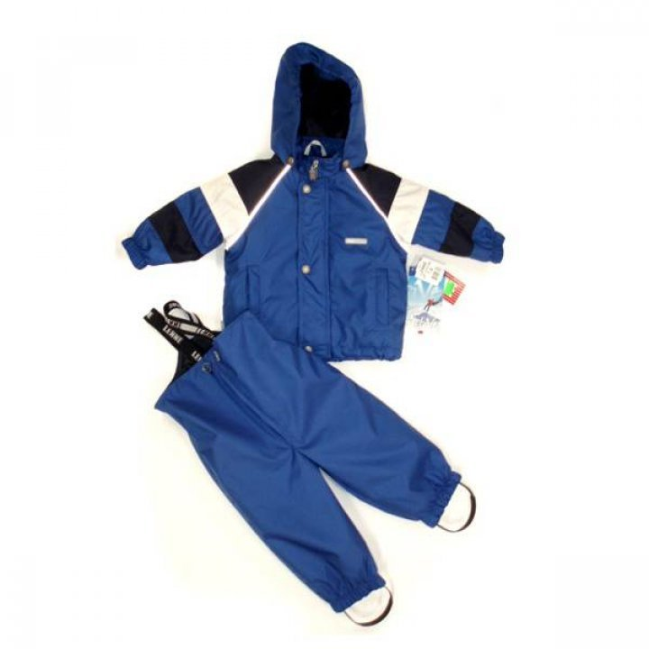 Детский комплект LENNE Rob размер: 74, синий