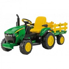 Электромобиль Peg Perego JD GROUND FORCE TRAKTOR IGOR 0047