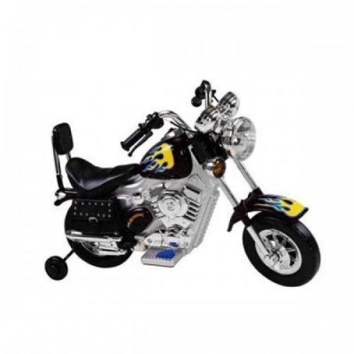 Электромотоцикл Seca Харлей SC893 Черный