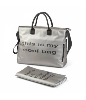 Сумка Be Cool Mamma Bag 271 Silver