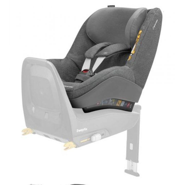 Автокресло Maxi Cosi 2way Pearl Sparkling Grey 2018