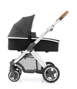 Универсальная коляска 2 в 1 BabyStyle Oyster 2 Tungsten Grey / Mirror Tan (Серая)