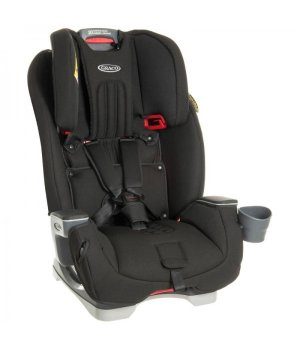 Автокресло Graco Milestone Black
