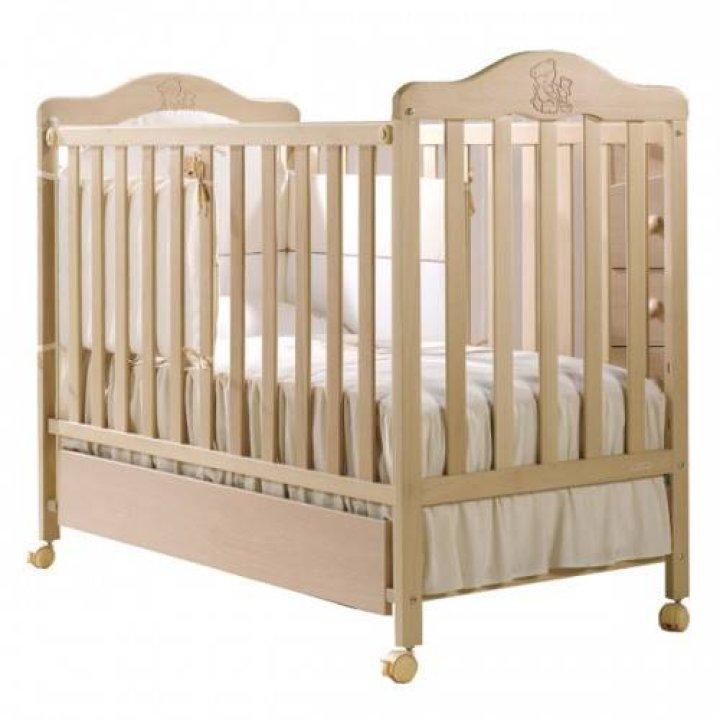 Детская кроватка Micuna Lucila Luxe Натураль