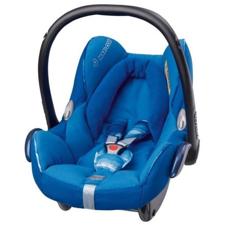 Автокресло Maxi Cosi Cabriofix Water Blue