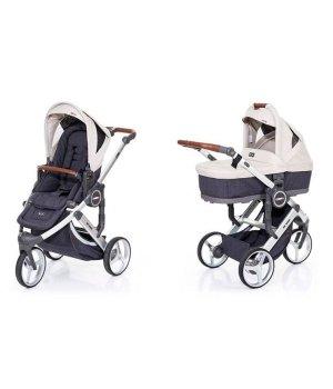 Универсальная коляска 2 в 1 ABC design Cobra Plus Sheep 2016 (шасси street)