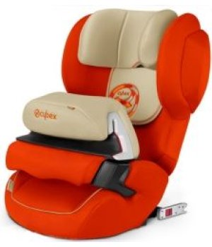 Автокресло Cybex Juno 2-Fix Gold Line 2016 Autumn Gold