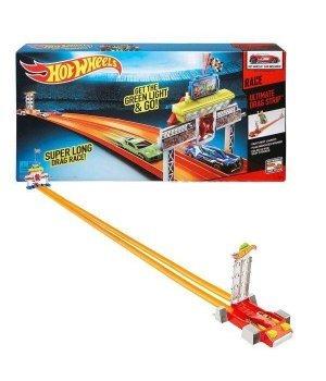 Автомобильный трек Mattel Hot Wheel Уличные гонки