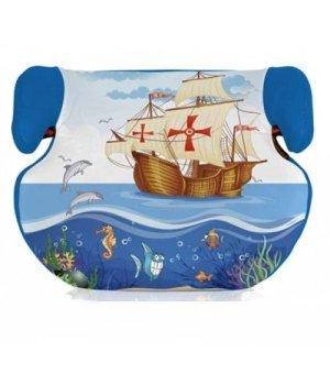 Автокресло Bertoni Teddy Blue ship