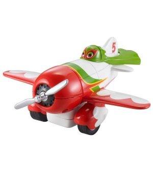 Игрушка для мальчика Matell Заводной инерционный самолетик ЭльЧупакабра