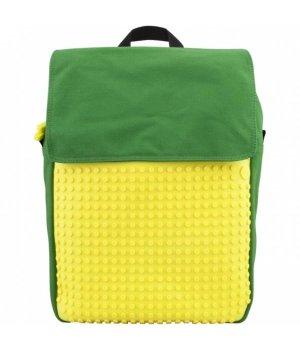 Рюкзак детский Upixel Fliplid Зелено-Желтый