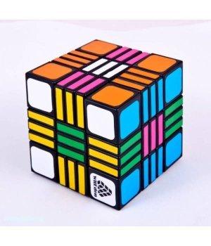Игрушка-головоломка WitEden Кубик Roadblock I black