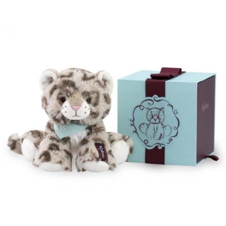 Мягкая игрушка Kaloo Les Amis Леопард 25 см в коробке