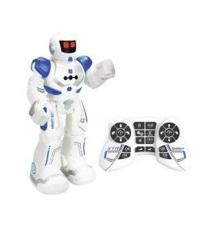 Интерактивный робот Xtrem Bots Blue Rocket Умник (XT30037)