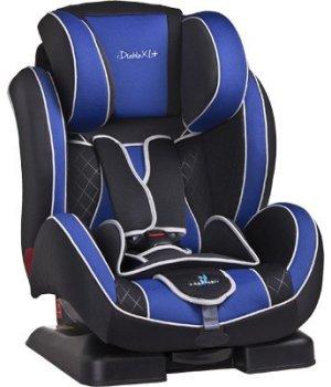 Автокресло Caretero Diablo XL + 2014 blue