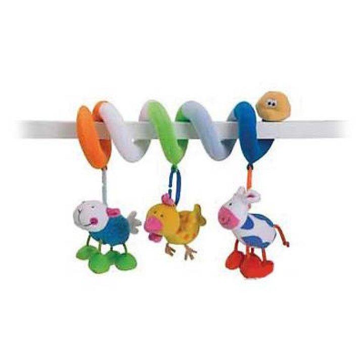 Спираль с игрушками Jane Farm/Adventure Farm