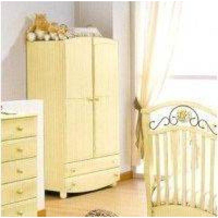 Шкаф Golden Baby Morena Слоновая кость