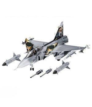 Конструктор 1:72 Revell Model Set Самолет Saab JAS 39C Gripen