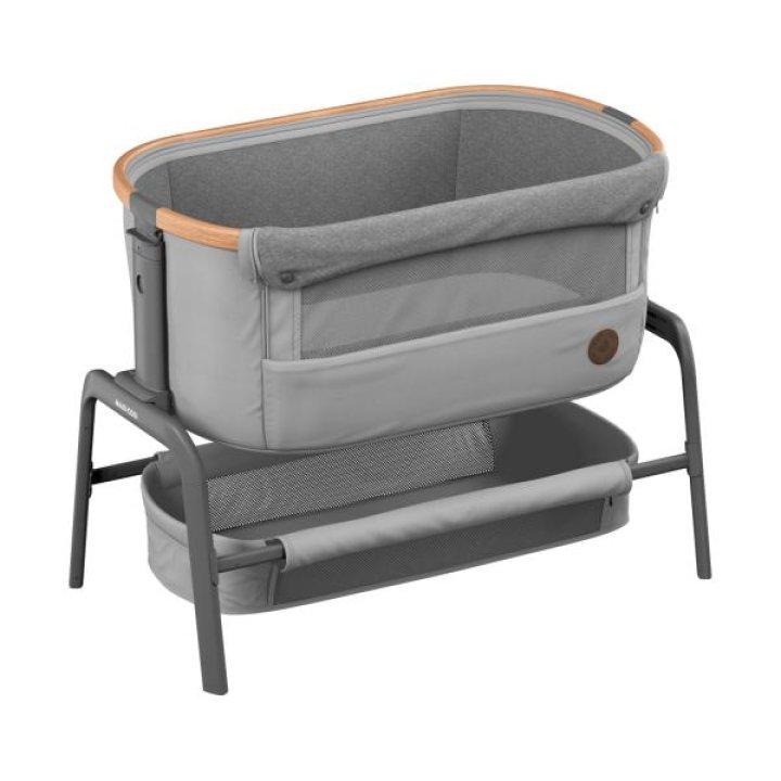 Кроватка-люлька Maxi-Cosi Iora Essential Grey
