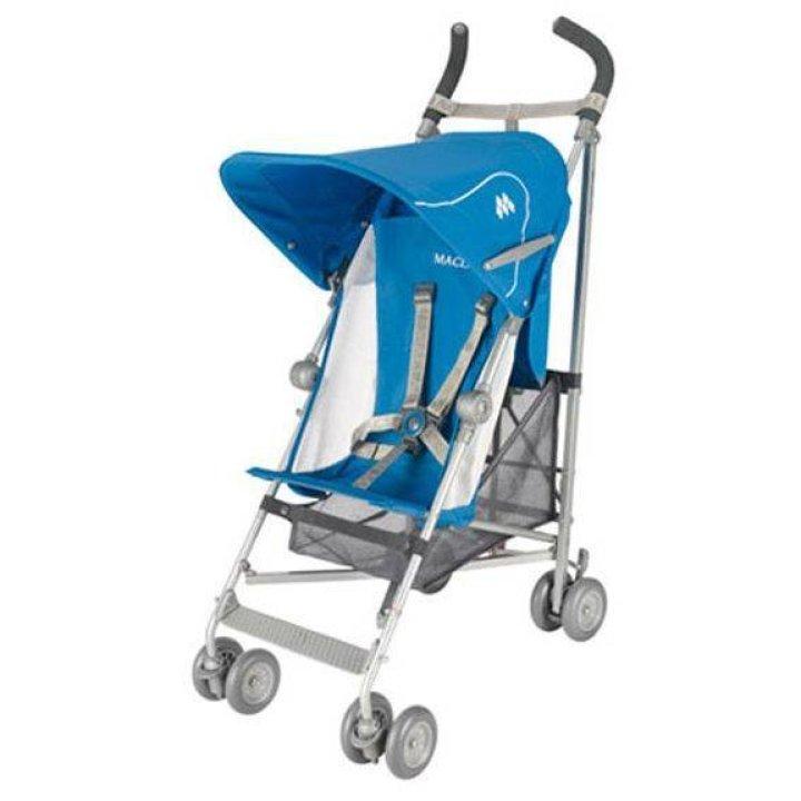 Прогулочная коляска Maclaren Volo синий