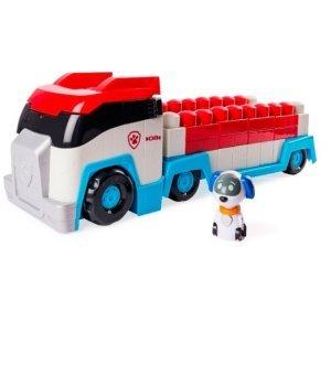 Конструктор Spin Master Paw Patrol Ionix Щенячий патруль Транспортировщик для спасательных автомобилей (SM16691)
