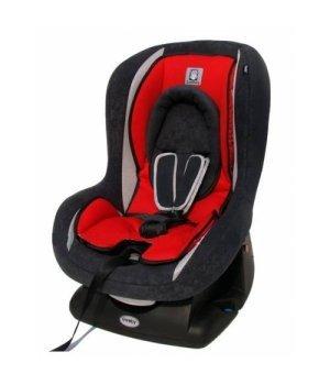 Автокресло Geoby CS800E R717 (Красный)