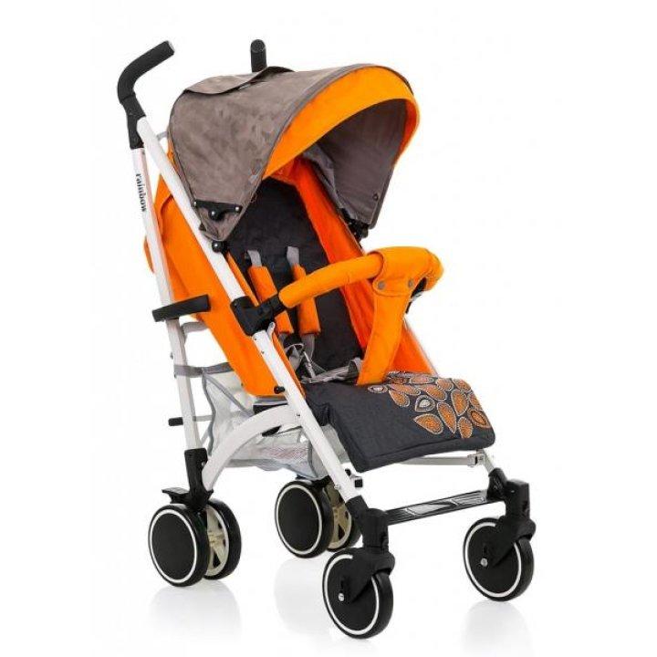 Прогулочная коляска трость Babyhit Rainbow (D200) Orange Beige