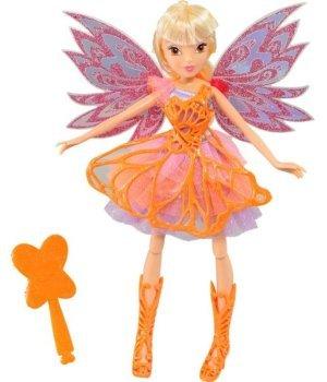 Кукла Winx Butterflix (27 см) Стелла