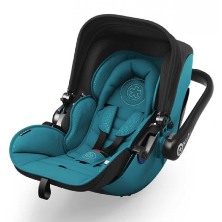 Автокресло Kiddy Evolution Pro 2 Ocean Petrol 2017