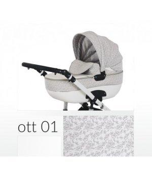 Коляска 3 в 1 ADBOR OTTIS OTT-01