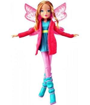 Кукла WinX Зимняя магия (27 см) Флора
