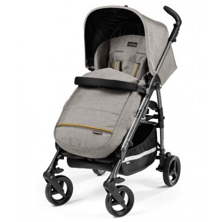 Прогулочная коляска Peg-Perego SI Completo 2017 Luxe Grey